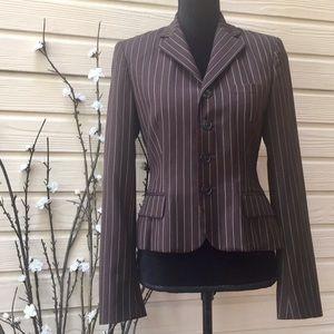 Ralph Lauren Tailored Pinstripe Blazer